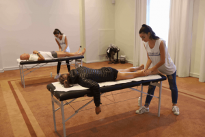 massage de recuperation sportive