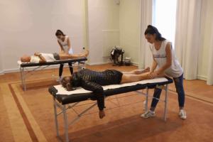 massage de recuperation sportive